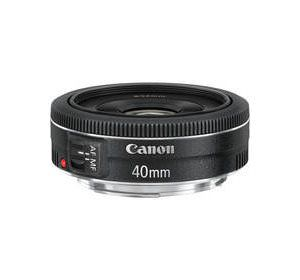 Canon Sticks to its Guns with the EF 40mm f/2.8 STM Pancake Lens