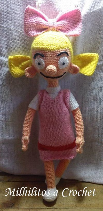 Amigurumi Helga