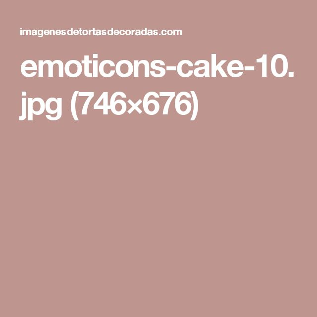 emoticons-cake-10.jpg (746×676)