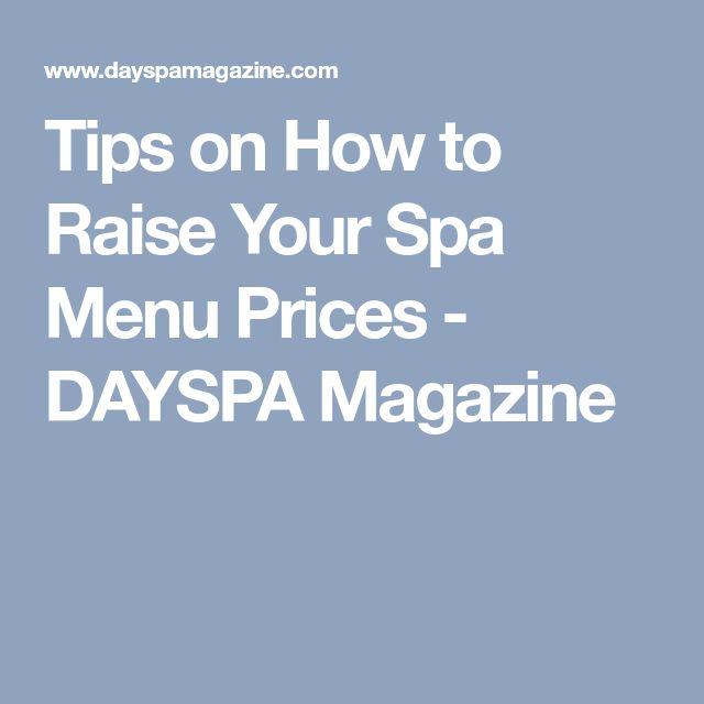 Best 25+ Spa menu ideas on Pinterest Sugar salon, Beauty price - sample spa menu template