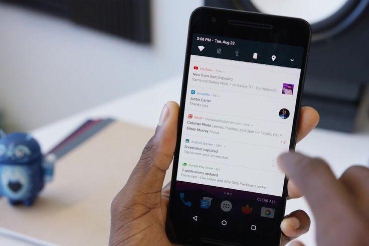 Sabia que pode ver o registo das notificações que recebeu no Android? Vamos aprender como lhe aceder de forma rápida e muito simples