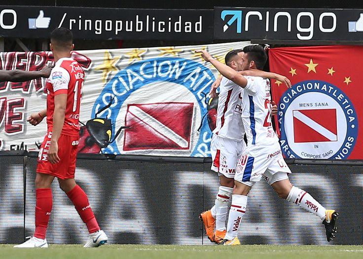 Así quedó la tabla Unión al acecho y con Atlético