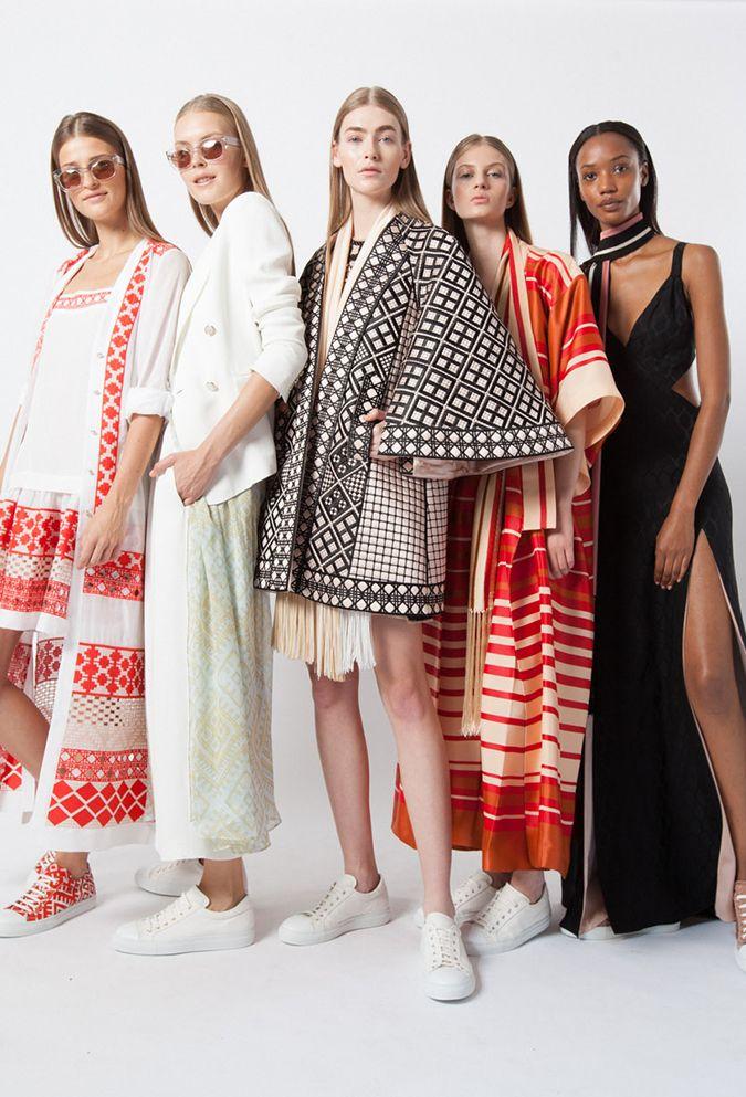 "rochstil: "" Alice Temperley | Summer 2015 collection """