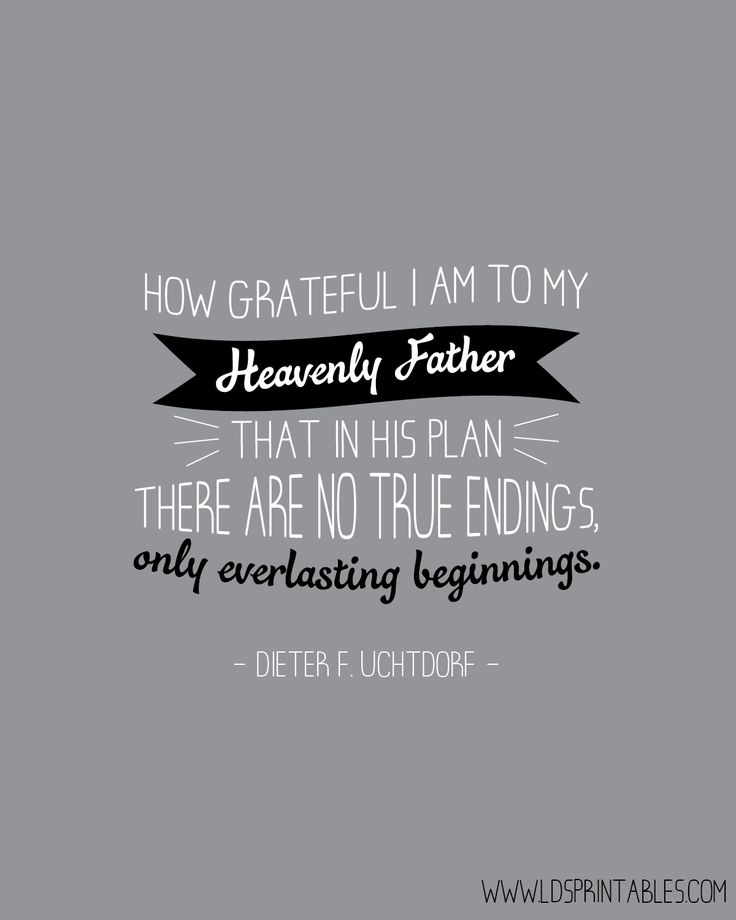 Everlasting Beginnings Lds Printables Church Lds Lds Quotes