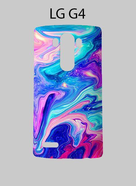 Watercolor Rainbow Paint LG G4 Case Cover
