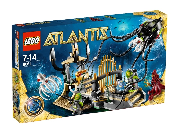 20 best Lego ATLANTIS Games and Toys At Bttw Lego Store images on ...