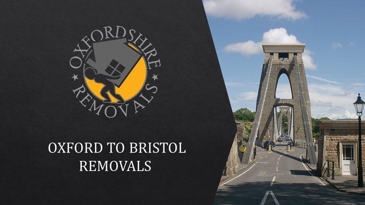 Oxford to Bristol Removals