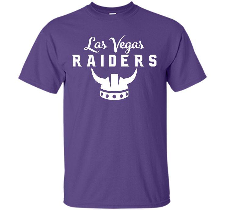 Las Vegas Raiders - Future Pro Football Team T-Shirt