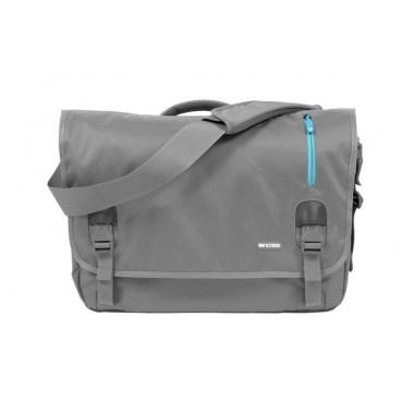 Messenger Bag mit Fächer für Laptop und iPad.