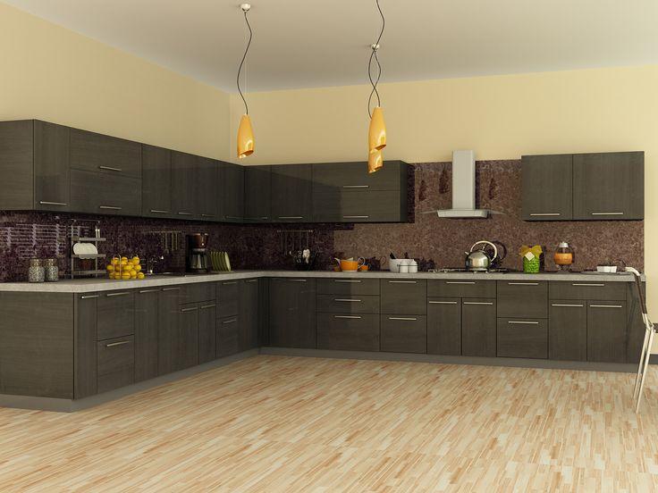Customfurnish.com Latest L Shaped Kitchens