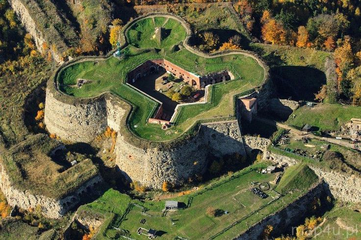 Srebrna Gora Fortress Poland