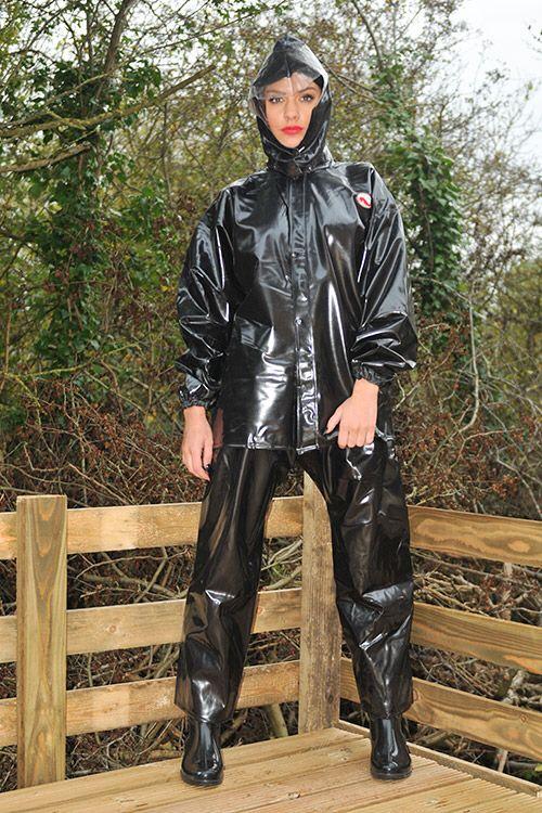 Fetish Wear Stories Rain Plastic