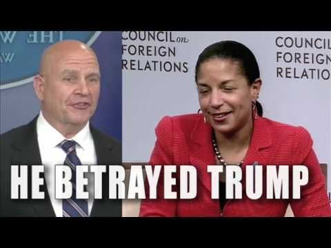 Why did McMaster Let Susan Rice Keep Her Top Secret Security Clearance?