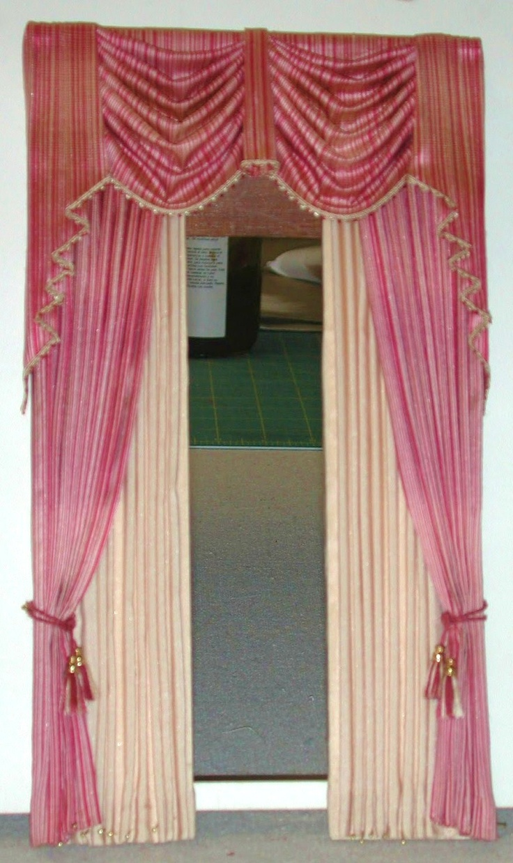 122 Best Mini Curtains Windows Images On Pinterest Doll