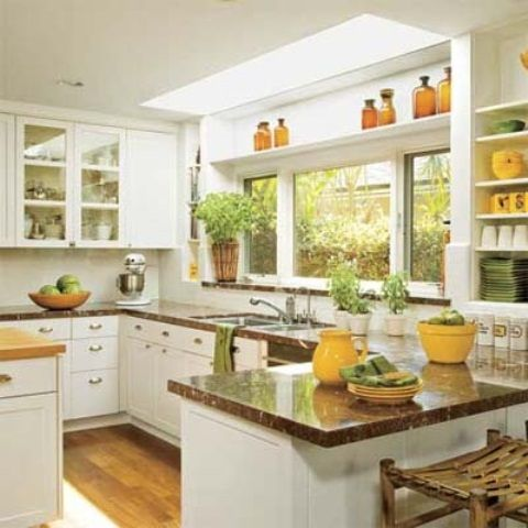interiors 50 green and yellow kitchen designs digsdigs kitchens