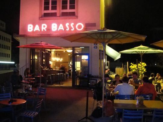 Bar rencontre zurich