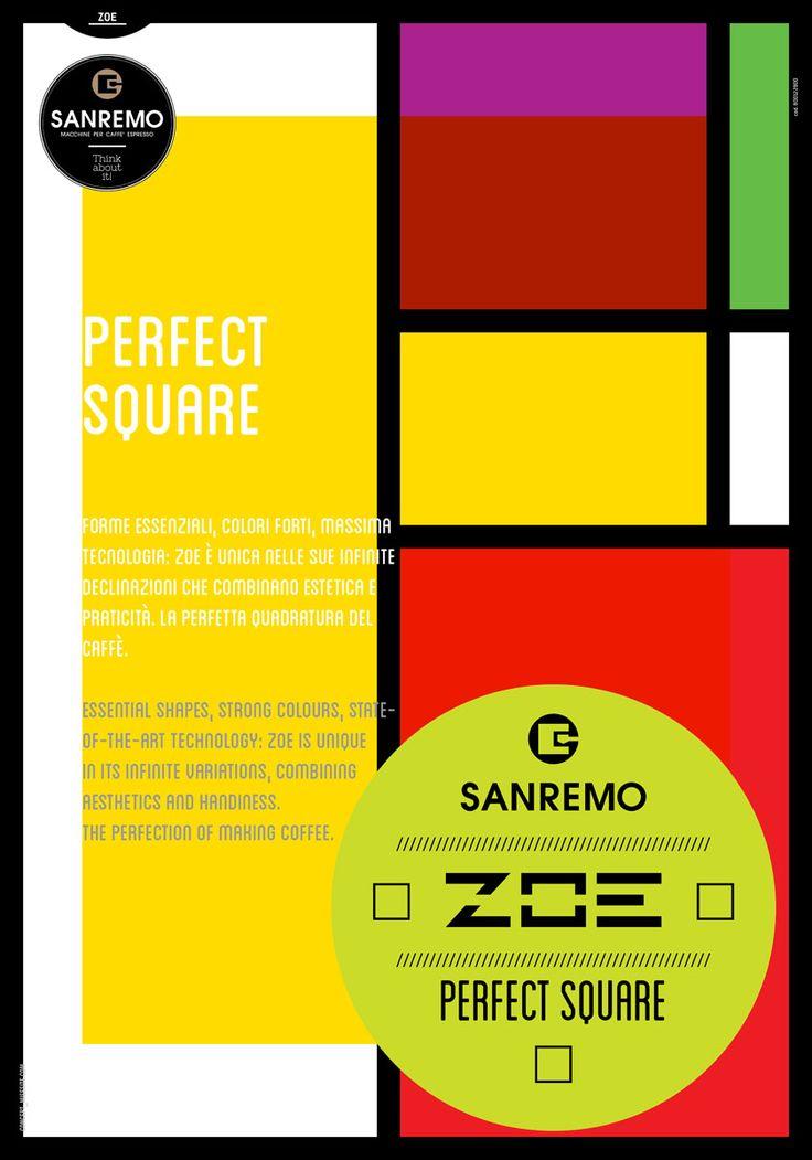 Sanremo Zoe catalogue cover
