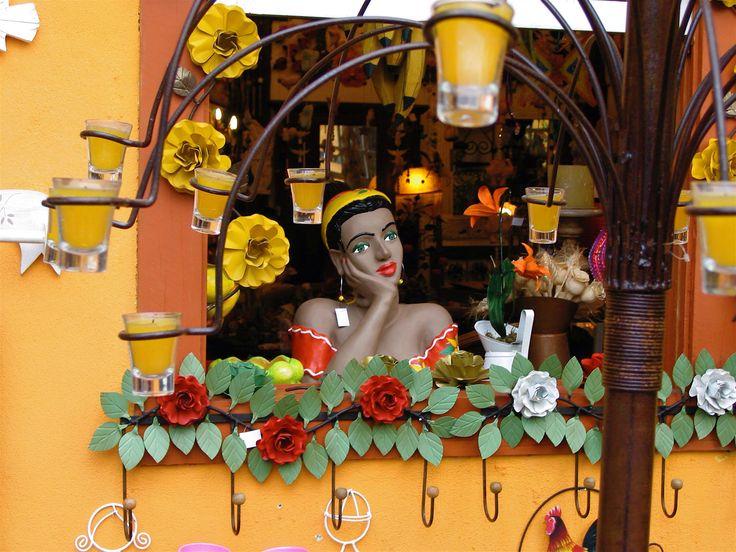 Brazilian artisan shop