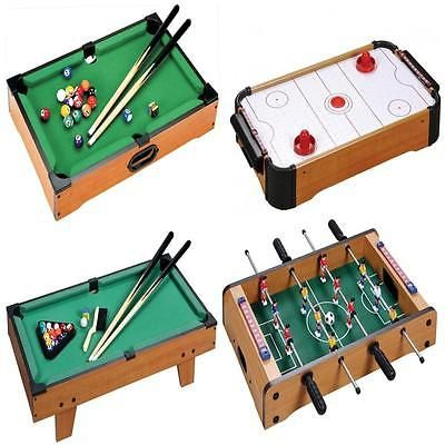 Table top game #football kicker air #hockey pool #snooker toy xmas gift play set,  View more on the LINK: http://www.zeppy.io/product/gb/2/400934364905/