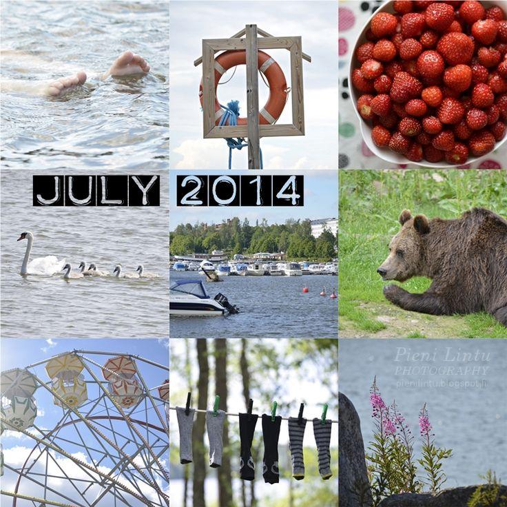 Pieni Lintu: Perfect July