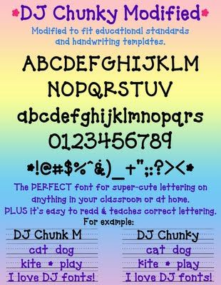 check out these fonts