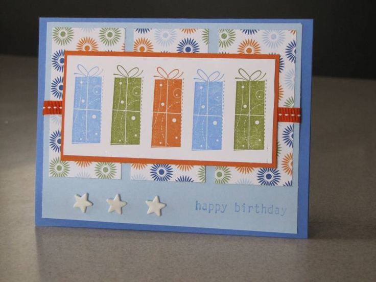 birthday by mll962 - Cards and Paper Crafts at Splitcoaststampers