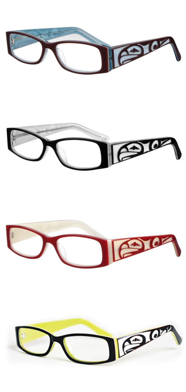 Esme Optical Grade Reading Glasses - Handmade with Eagle Design by Corrine Hunt