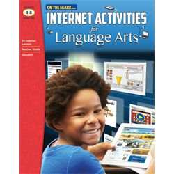 INTERNET ACTIVITIES FOR LANGUAGE ARTS GR. 4-8