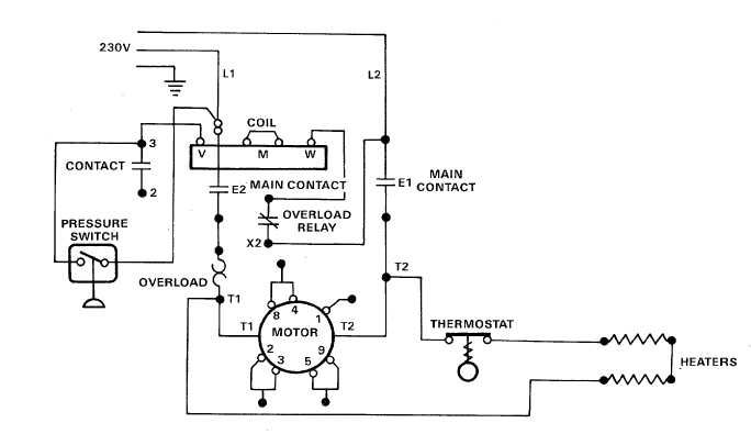 Emerson Electric Motors Wiring Diagram from i.pinimg.com