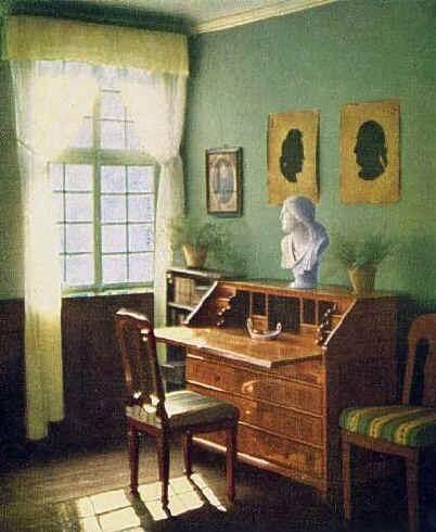 Casa natale di Goethe a Francoforte