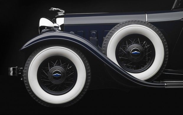 1932 Lincoln KB Custom Stationary Coupe. Lease it through Premier Financial. #lease #premier