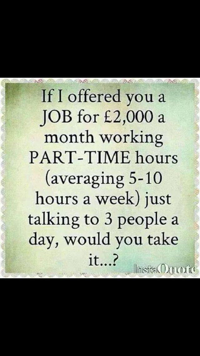 Message me for more information on our fantastic Opportunity ☺️