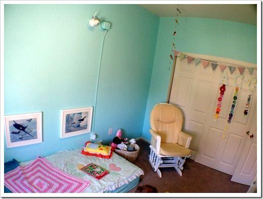 Montessori Toddler Room Tour from Joyful Abode: Montessori Toddler