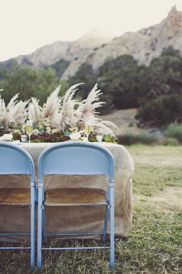 Gorgeous Pampas Grass Ideas for your Wedding | Bridal Musings Wedding Blog 16