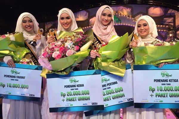 Spesial Moment Sharing Bersama Dengan Para Pemenang Hijab Hunt