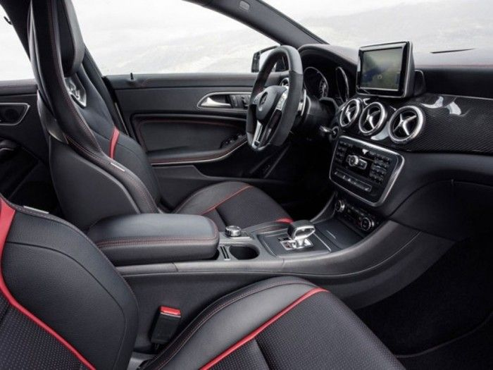 Discover The New Mercedes Benz Cla Class With Images Mercedes