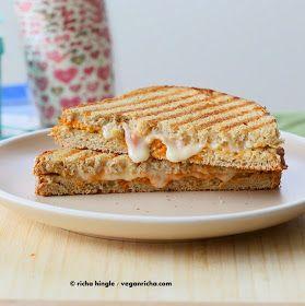 Sprouted Wheat Millet Sandwich Bread. Vegan Recipe