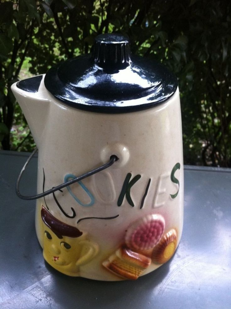 1950'S Cookie Jars Adorable Antique Cookie Jars For House Cookies