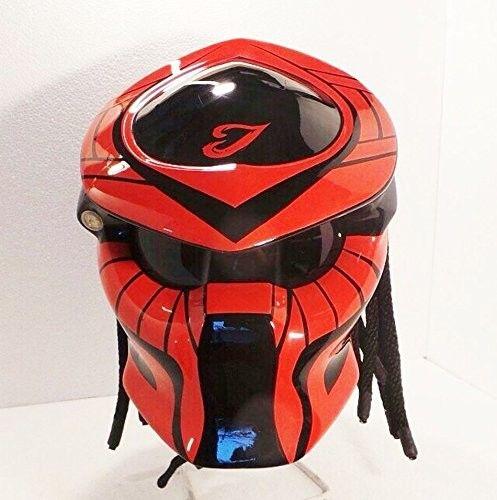Predator helmets Basic Helm KYT Certificate DOT, Full Face Surely that's been…