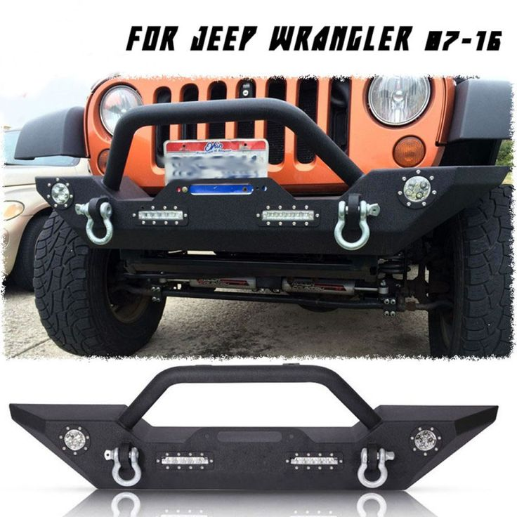 78 Best Ideas About Jeep Wrangler Front Bumper On