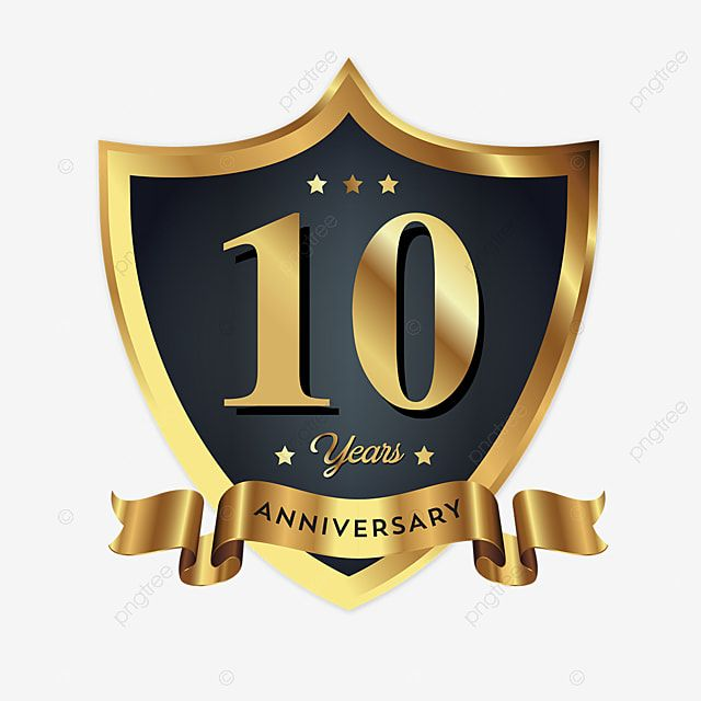 10th Anniversary Badge Logo Icon Badge Clipart Logo Icons Badge Icons Png And Vector With Transparent Background For Free Download In 2021 Badge Icon Logo Icons Badge Logo