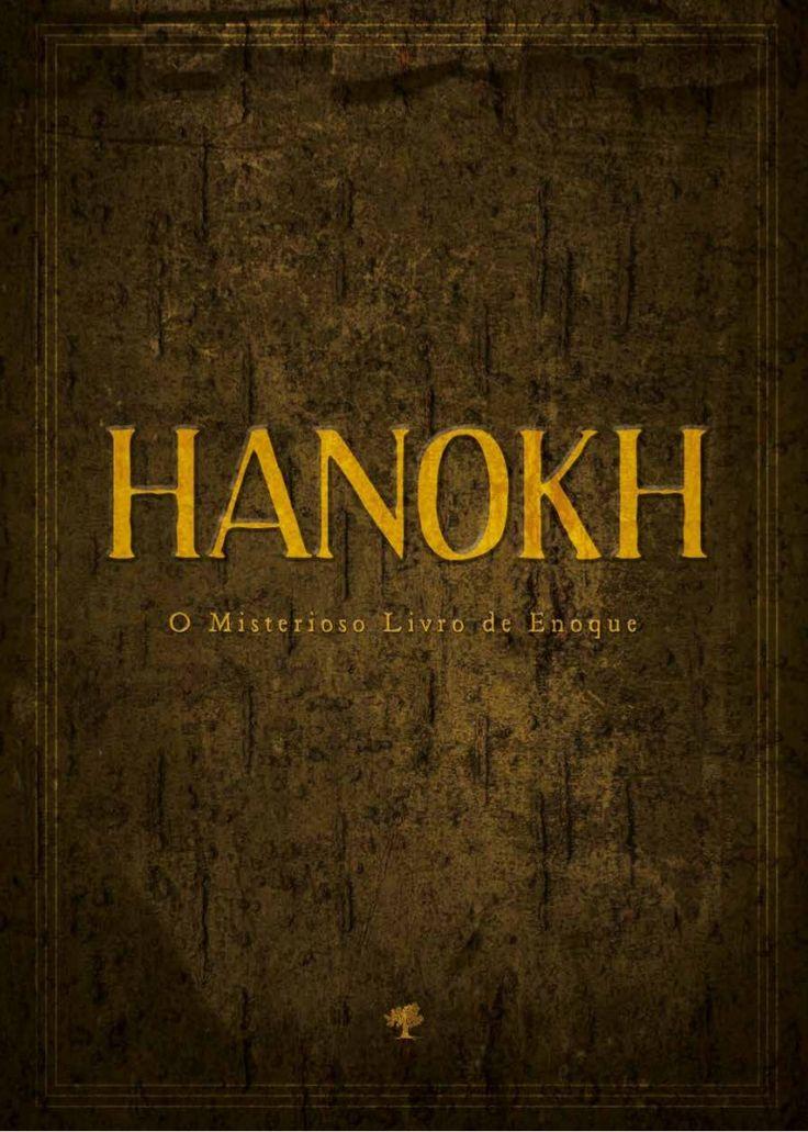 eBook HANOKH, O Misterioso Livro de Enoque || Projeto gráfico, Diagramação e Revisão || Versão eBook 2014 || Adobe InDesign & Adobe Photoshop