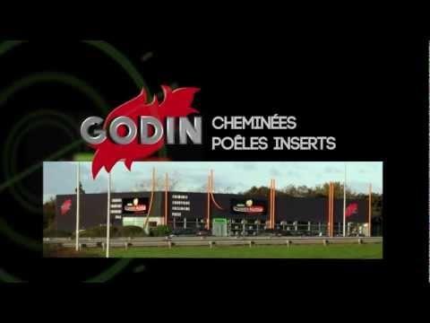Vidéo pour présenter les cheminées Godin à Brest - www.vidngo29.com