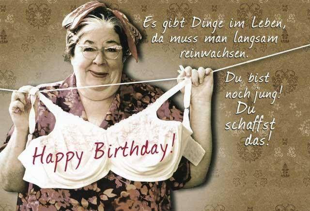 Bildergebnis Fur Happy Birthday Freche Bilder Geburtstag Lustig