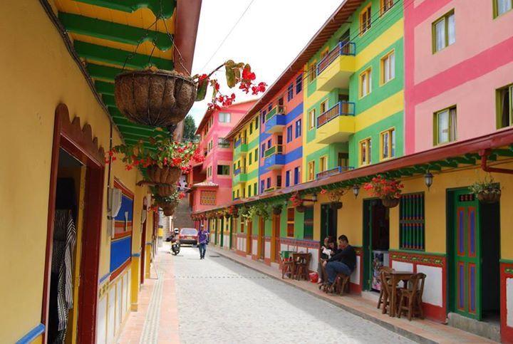 Guatape Antioquia - Colombia