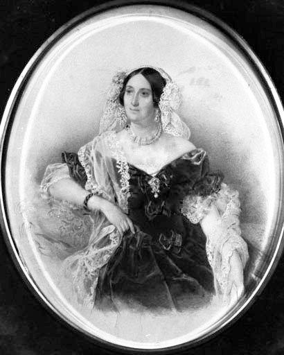 Мария Григорьевна Разумовская (1772-1865), ур. Вяземская, в 1 браке за А.Н.Голицыным.
