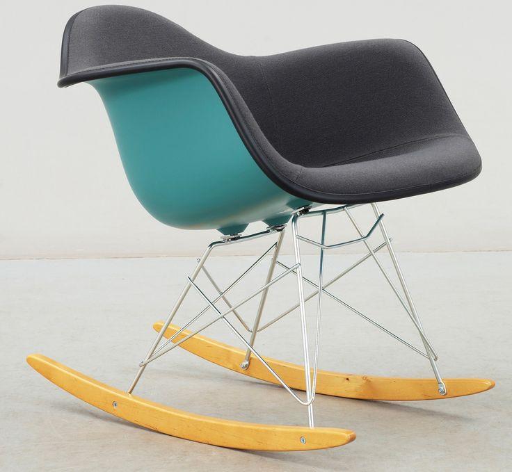 """midcenturia:    Eames """"RAR"""" chair, Vitra"""