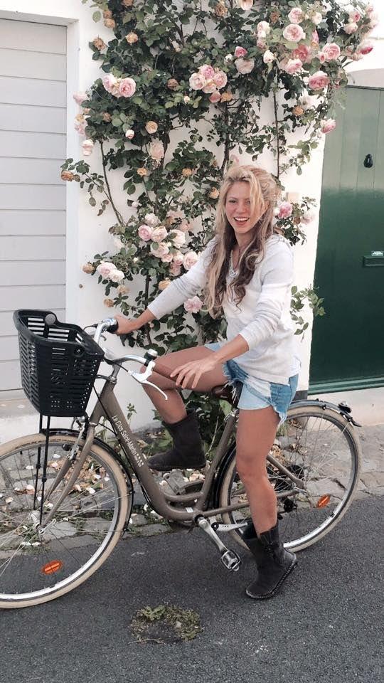 """""""Na minha Bicicleta pelo interior da França"""""""
