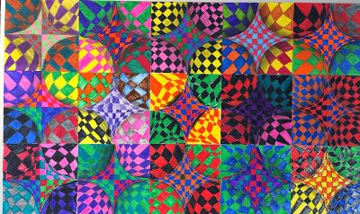 Art. Paper. Scissors. Glue!: 4th
