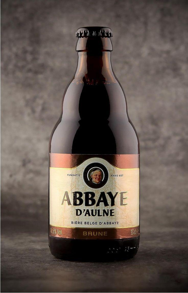 Abbaye d'Aulne Brune, Abbey Dubbel 6,0% ABV (Brasserie Val De Sambre, Bélgica)